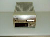 JVC RX-TD77R Stereo Receiver / Verstärker Silber, 2 Jahre Garantie
