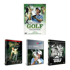 Classic Golf 3 DVD Collection Triple Pack Box Set - Brand New and Sealed