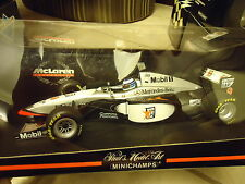1/18 MINICHAMPS F1 M.HAKKINEN MCLAREN MERCEDES MP4-12 1997 NEW** RARE