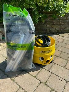 Numatic Henry Grey VNP180 JVP180 Commercial Bagged Vacuum Cleaner C/W Tools Bags