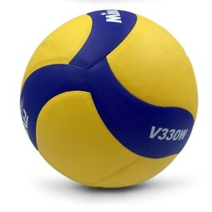 VOLLEYBALL Official Size Ball Game Outdoor Indoor Beach Soft Touch Play Training
