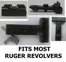 NEW RUGER Rear Sight Body LOW WO GP100 Redhawk Super Blackhawk Single Six Bisley