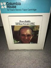 Percy Faith's 8 Track Tape Cartridge All Time Greatest Hits Columbia House