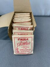 Vintage D Merle D Angelico New York 12 String Med Gauge NOS