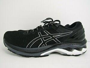 WOMEN'S ASICS GEL KAYANO 27 size 11 !WORN LESS THAN 10 MILES! RUNNING SHOES !!