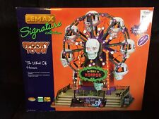 Lemax Spooky Town The Wheel of Horror Ferris Wheel Michaels Exclusive VERY RARE