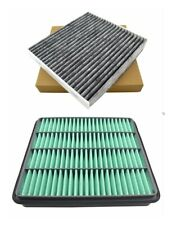 For Lexus Lx570 2008-2011,2013-2019 Engine & Carbonized Cabin Air Filter