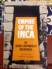The Civilization of the American Indian: Empire of the Inca PB Free Shipping