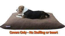 Heavy Duty Diy Denim Durable Washable Pet Dog Bed Cover Small Medium Pet Duvet
