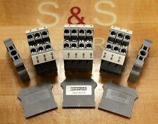 Phoenix Contact UK6N Terminal Block. 800V 6mm 26-8AWG. - USED