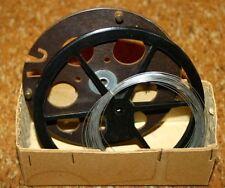 30er/40er Jahre Skalenseil aus Draht + 2 Skalentransporträder für Röhrenradios