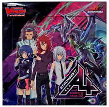 Cardfight Vanguard Strongest! Team AL4 Booster Box Factory Sealed English NEW