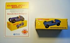 Atlas dinky 23C mercedes benz racing car superb unopened box sealed + cert.