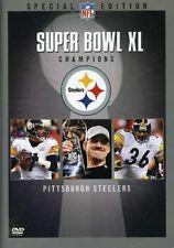 NFL Super Bowl XL [New DVD]