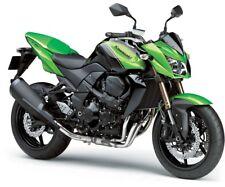 Kawasaki Z750R - Z750R ABS (ZR750 N-P)  Service , Owner's and Parts Manual CD