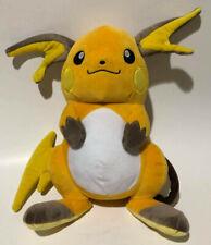 Pokemon RAICHU Plush Stuffed animal