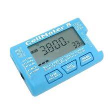 Digital Battery Capacity Voltage Checker Meter LiPo NiMH RC CellMeter Tester