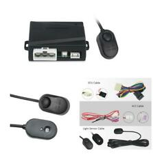 Car Automatic Headlight Control Kit License Plate Side Maker Dash Light Sensor