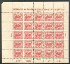U.S. #630 Mint - 1926 2c White Plains Sheet ($300)