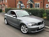 2010 60 BMW 120D SPORT 2.0 DIESEL COUPE 175 BHP SERVICE HISTORY BARGAIN PRICE PX