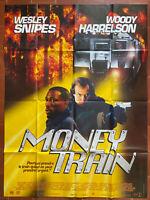 Plakat Money Train Joseph Ruben Wesley Snipes Woody Harrelson 120x160cm