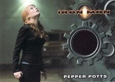 Rittenhouse Iron Man 1st Movie Gwyneth Paltrow as Pepper Potts Costume Card a
