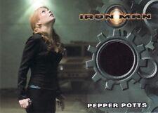 Rittenhouse Iron Man 1st Movie Gwyneth Paltrow as Pepper Potts Costume Card a