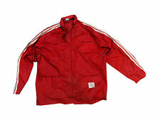 ADIDAS Oldschool Vintage Windbreaker Jacket LM 52/54