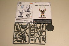 Warhammer Orcs and Goblins Orruk Warchanter New on Sprue