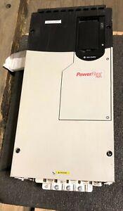 Allen Bradley 100 HP PowerFlex 753 VFD, DC input,  20F14AND125AA0NNNNN