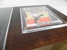 CHICAGO BULLS DERRICK ROSE #1 Placca, holzbild, 38 cm, BASKET NBA, NUOVO
