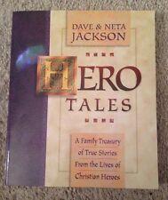 Hero Tales book by Dave & Neta Jackson