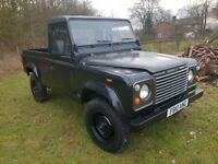 1989 Land Rover Defender 110 2.5td Good Condition Pick Up USA Importable