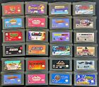 GBA Game Boy Advance Games You Pick! Authentic & Tested! Updated 08/24/21!