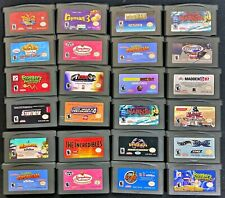 GBA Game Boy Advance Games You Pick! Authentic & Tested! Ships Fast!