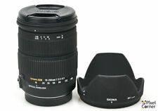 Sigma 18-200mm f/3.5-6.3 DC Optical Stabilizer zoom lens Canon fit 1241183