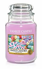 Yankee Candle Sweet Candies  Large Jar Easter 2018 Collectors Edition