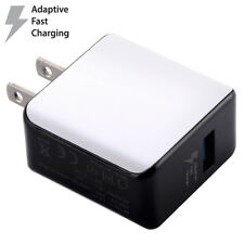 USB Wall Charger QualComm Fast Charging Power Adapter For iPhone Samsung LG HTC