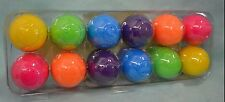 NW 36 Count HIDE N Seek EGGS Nested HINGED Bright JUMBO Easter Game Prize CANDY