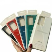 Phone Back Case Cover For Samsung Galaxy Note 20 Silicone Ultra Non Slip Skin