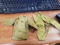 "1:6 Ultimate Soldier WWII US 82nd Airborne Uniform Lot 12"" GI Joe Dragon BBI WW2"