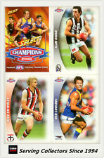2006 Select AFL Champions Trading Cards Full Base Card Set (162)-1st Champions