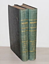 ABBE ANDRE Cours DROIT CANON 2/2 ABBE MIGNE Encyclopedie Theologique in4 1844