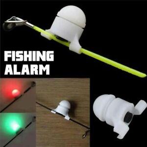 Alert Indicator Tool Fishing Bite Alarm Bite Indicator Rod Tackle LED Light