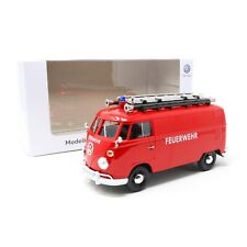 VW T1 Feuerwehr 1:24 Modellauto Miniatur 1H3099303A Typ 2 Bus Bulli