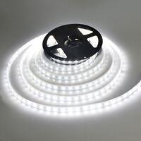 5M 150 LED Strip Light Lighting Bright White 12V (2 Year) Warranty Caravan