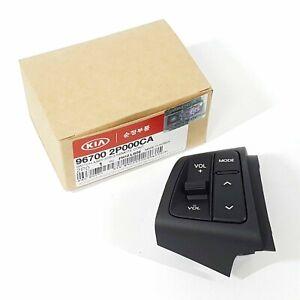 Genuine 967002P000CA Steering Remote Control Switch Left For KIA SORENTO 2011-13