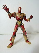 Marvel legends Concept series Sandstorm Ironman 6 inch action figure