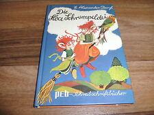Eberhard Alexander-Burgh -- Die HEXE SCHRUMPELDEI  / in 1. Auflage von 1976