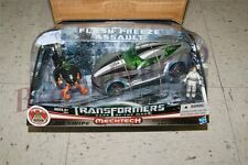 Transformers Dark Moon Human Alliance SIDESWIPE & SERGEANT CHAOS ICEPICK New